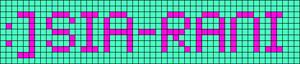 Alpha pattern #4330