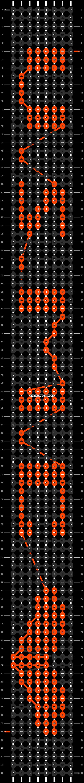 Alpha pattern #4335 pattern