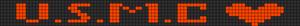 Alpha pattern #4335