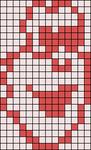 Alpha pattern #4340