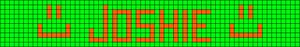 Alpha pattern #4347