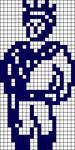 Alpha pattern #4349