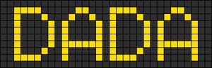Alpha pattern #4351