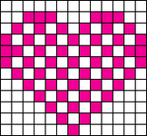 Alpha Friendship Bracelet Pattern #4360