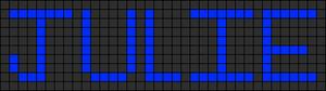 Alpha pattern #4361