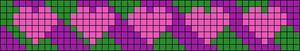Alpha pattern #4363