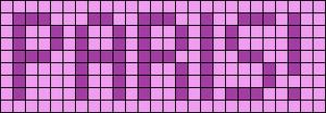 Alpha pattern #4364