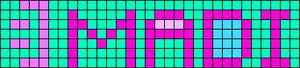 Alpha pattern #4370