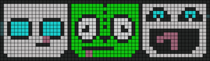 Alpha pattern #4373