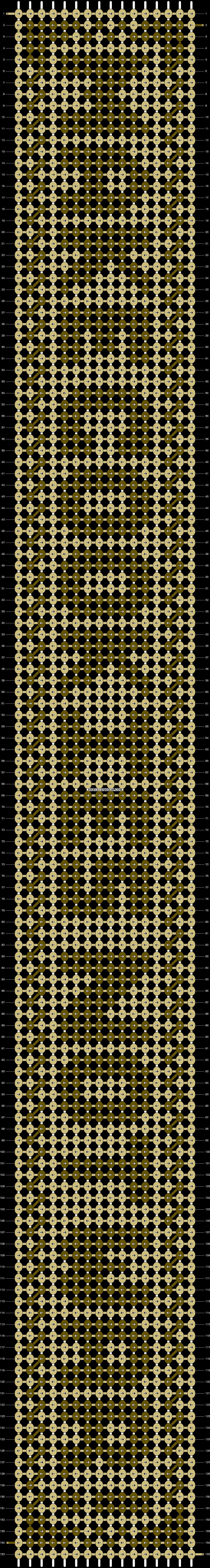 Alpha pattern #4375 pattern