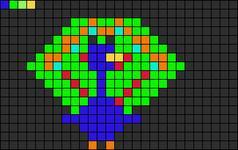 Alpha pattern #4383