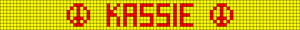 Alpha pattern #4402