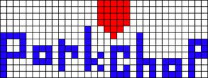 Alpha pattern #4404