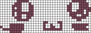 Alpha pattern #4405