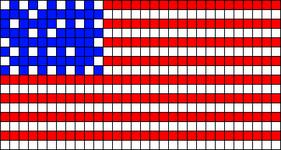Alpha pattern #4411