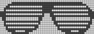 Alpha pattern #4413
