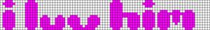 Alpha pattern #4414