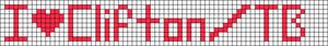 Alpha pattern #4416