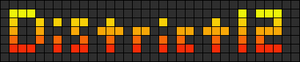 Alpha pattern #4419