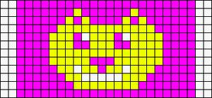 Alpha pattern #4428