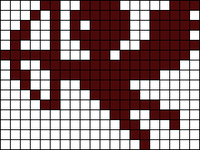 Alpha pattern #4429