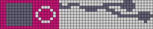 Alpha pattern #4437