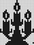 Alpha pattern #4449