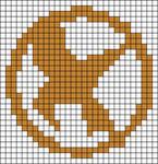 Alpha pattern #4452