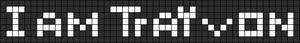 Alpha pattern #4461