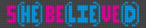 Alpha pattern #4469