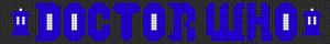 Alpha Friendship Bracelet Pattern #4470