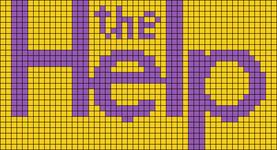 Alpha pattern #4471