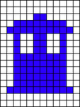 Alpha pattern #4472