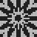 Alpha pattern #4474