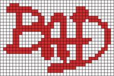 Alpha pattern #4475
