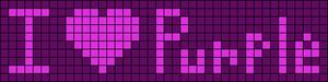 Alpha pattern #4478