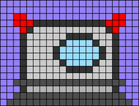 Alpha pattern #4482
