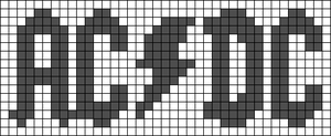 Alpha pattern #4486