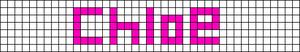 Alpha pattern #4487