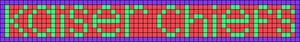 Alpha pattern #4490