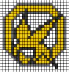 Alpha pattern #4496