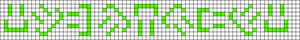 Alpha pattern #4502