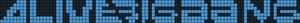 Alpha pattern #4504