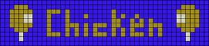 Alpha pattern #4507