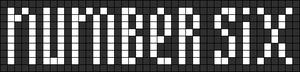 Alpha pattern #4512