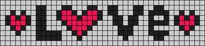 Alpha pattern #4513