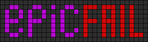 Alpha pattern #4514