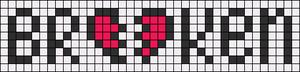 Alpha pattern #4516