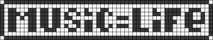 Alpha Friendship Bracelet Pattern #4518