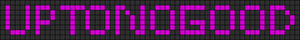 Alpha pattern #4521